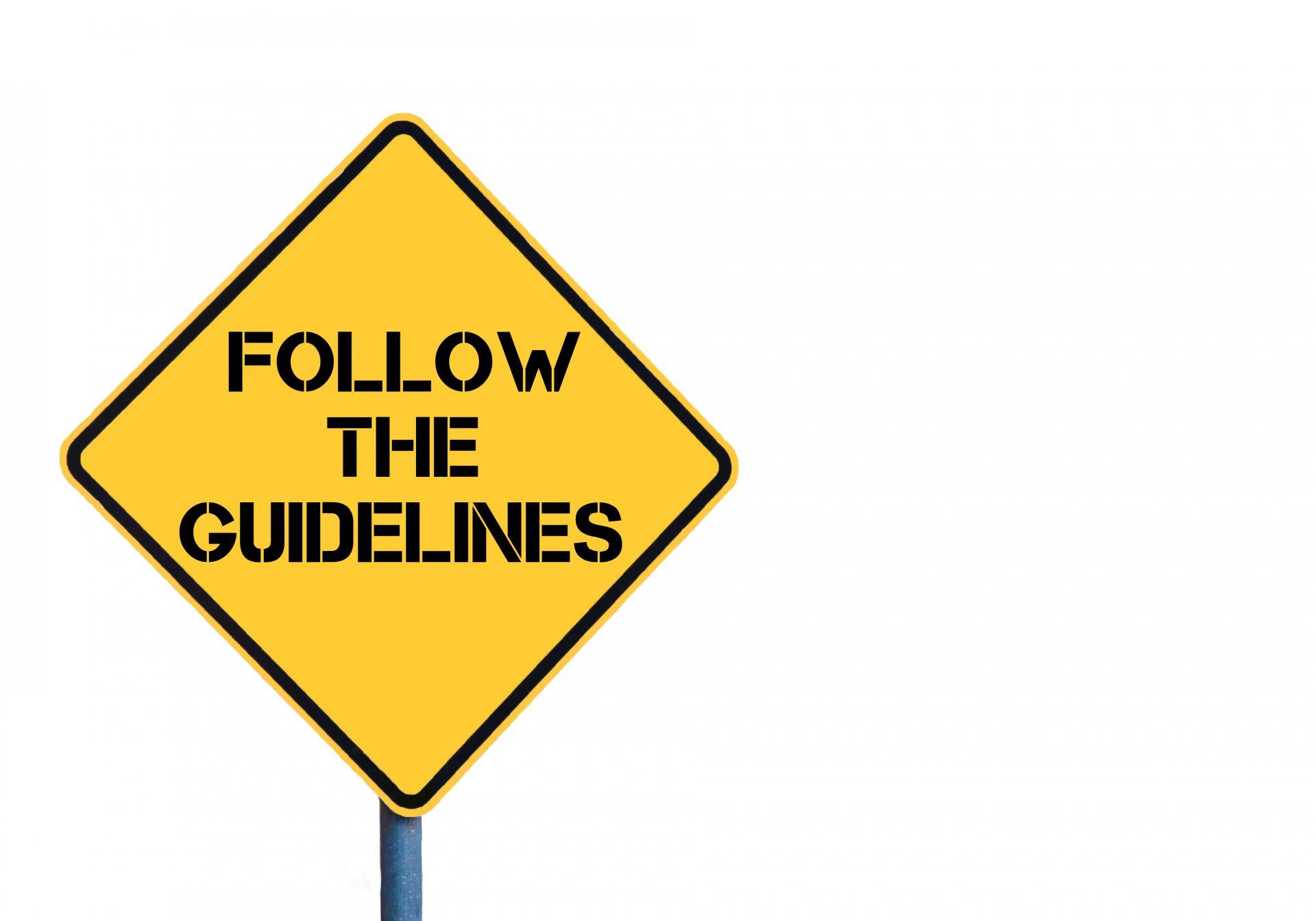 richtlijnen